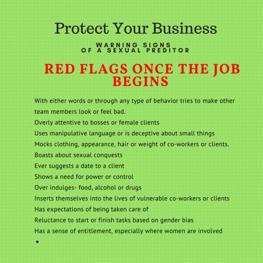 Don't stop watching once the job begins.  These are excellent warning signs of all sorts of problems.