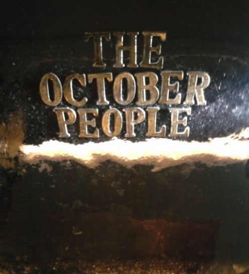 The October People. Chapter 12: The Golden Pig