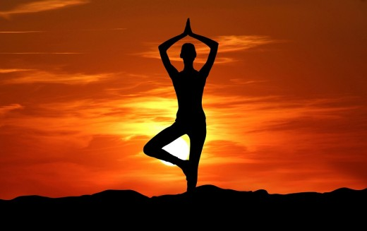 It doesn't matter what a new yogi's weight is, yoga poses are adjustable and very beneficial