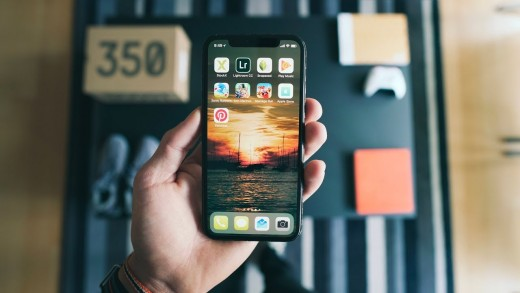 Apple's Latest iPhone 7 - Rocking iOS 11