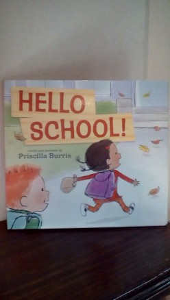 School Adventures for Introducing Children to Their First School Year in a Creative Picture Book