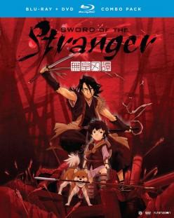 Anime Movie Review: Sword of the Stranger (2007)