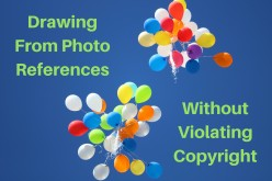 How to Use Photo References Without Violating Copyright