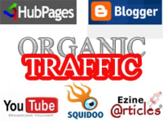 How to Drive Organic Traffic?