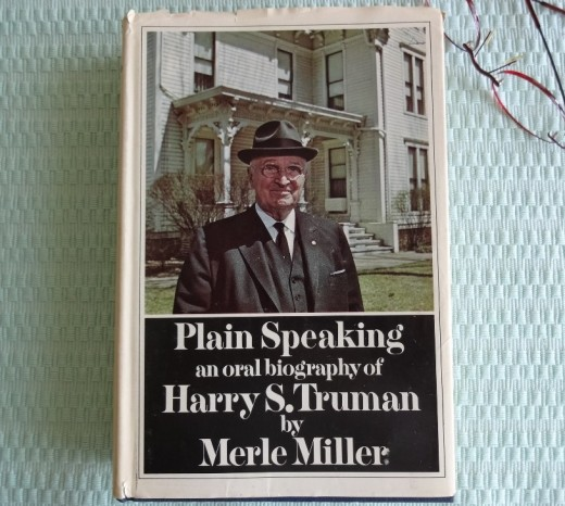 Published in the early seventies, this transcription of the narrative interviews with Truman shed light on the personality and viewpoints of this former President.