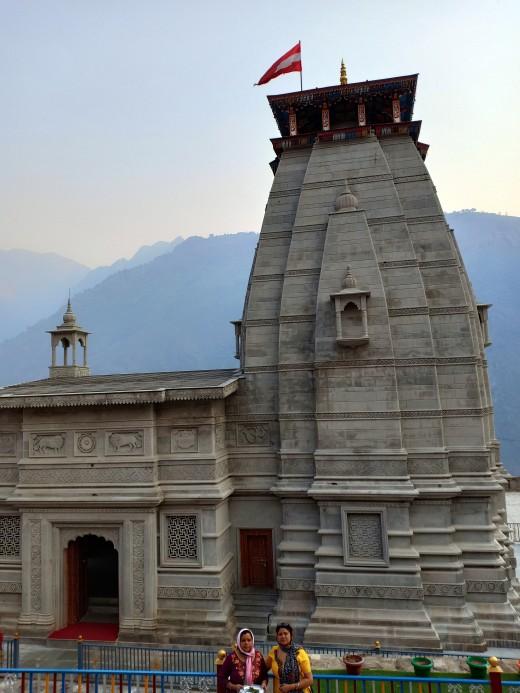 Narsingh temple in Joshimath