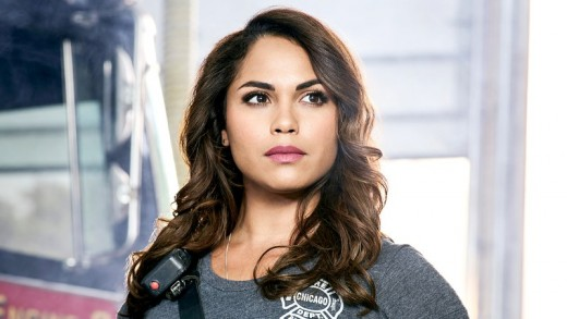 Monica Raymund as Gabriela Dawson on Chicago Fire