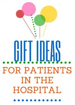 Gifts Ideas of Things to Bring With You for Hospital Visits
