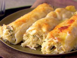 Low-Fat Crabmeat Crepes: Eat Great & Lose Weight!