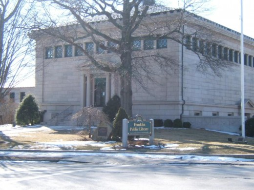 Franklin Public Library - the first public library in the US