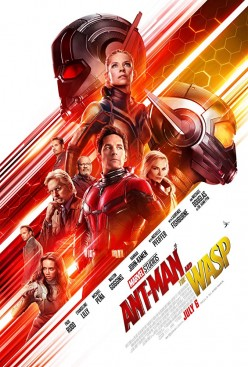 An Uneasy Reunion: Ant-Man and the Wasp