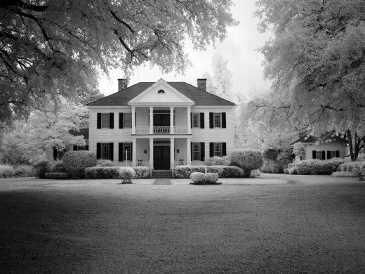 A beautiful home could be hosting unseen horrors.