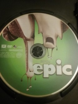 Movie review of Epic