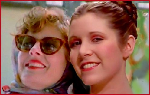 Carrie Fisher: 8 Movie Roles the Star Wars Princess Didn't Get
