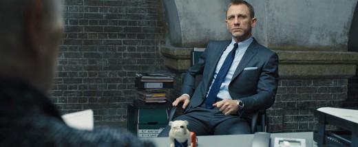 Current 007:  Daniel Craig.