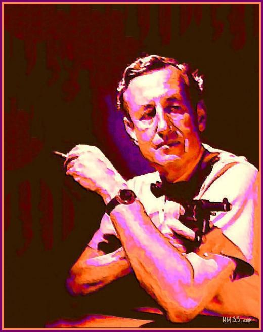 James Bond creator:  Ian Fleming.
