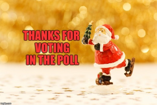 We appreciate your vote. Send your friends over to vote too.