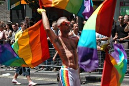PrideFest March