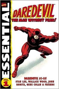 The Debut of Daredevil, Marvel Comics' Blind Superhero