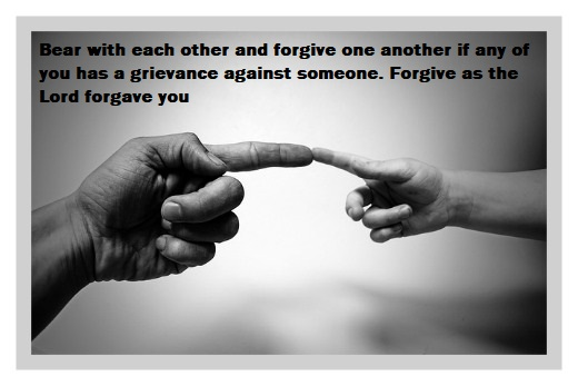 Good friends are quick to forgive