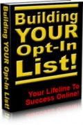 How to Build My Opt-in List?