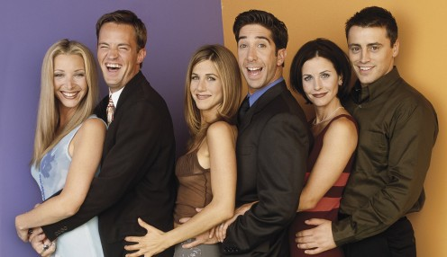 "Which Character on ""Friends"" Was the Greatest?"