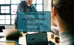 Thank-You Notes and Appreciation Letters for an Employee