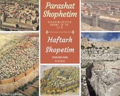 Parashat Shophetim
