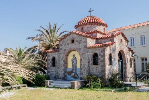 A small Byzantine chapel