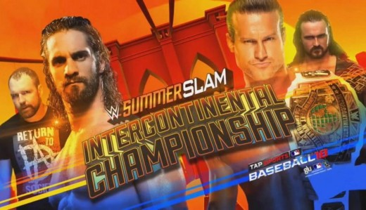 This was a neat match, and am glad that Rollins won.