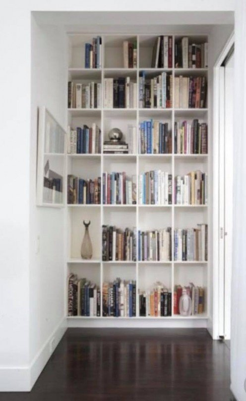 Hall Book Case