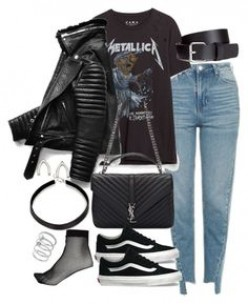 The Ultimate Guide to Grunge Street Style
