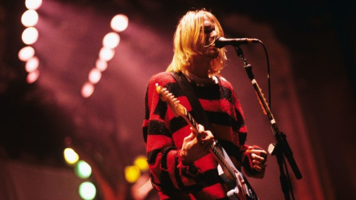 He may be cliche to bring up, but Kurt epitomizes the idea of individuality and rocking whatever you like personally. He wasn't considered a fashion icon, but he paved a way for the amazing world of grunge fashion that's so often been bastardized