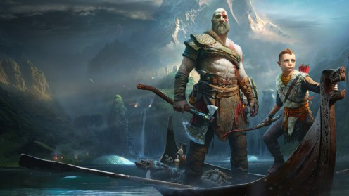 Review: God of War (PS4)