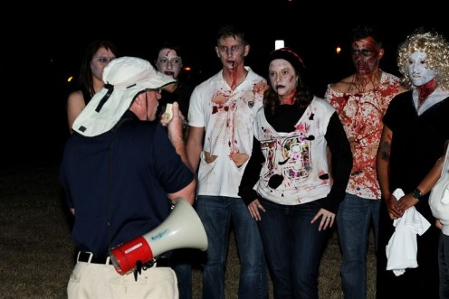 Goodfellow AFB ZOMBIE RUN
