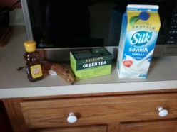 How to make a Green Tea Smoothie