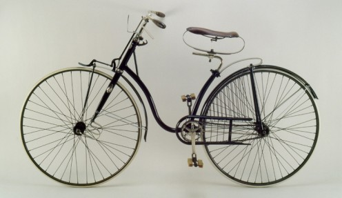 A Bike of the 1890s