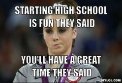 Minor Niner, Major Changes As High School Starts
