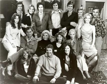 "Long-running soap ""The Young and the Restless"" premiered in 1973. Here are the original cast members."