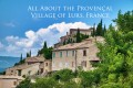 All About the Provençal Village of Lurs, France