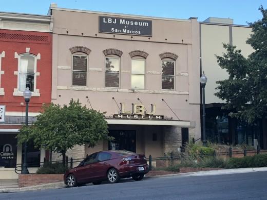 LBJ Museum, San Marcos, Texas