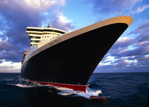 Cunard Queen Mary II