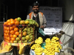 Wandering the Streets of Kathmandu