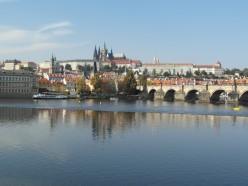 A River View of Prague
