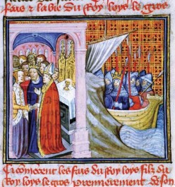 Chansons de geste and the Chronicles of the First Crusade: Historiography of the Middle Ages