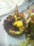 Pineapple Heaven! 10 Steps to a Tantalizing Tropical Treat!