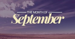 September: Interesting Things About the Month