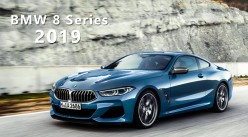 The New BMW - Series 2019 Edition