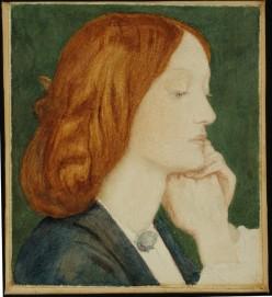 The Tragic Life of the Pre-Raphaelite Art Model Elizabeth Siddal