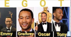 John Legend Makes History With EGOT Win